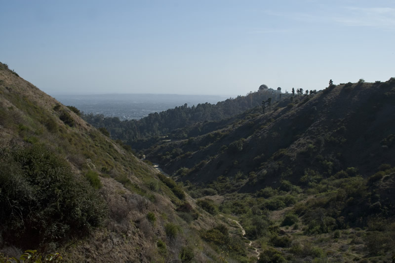 Griffith Park April 2012