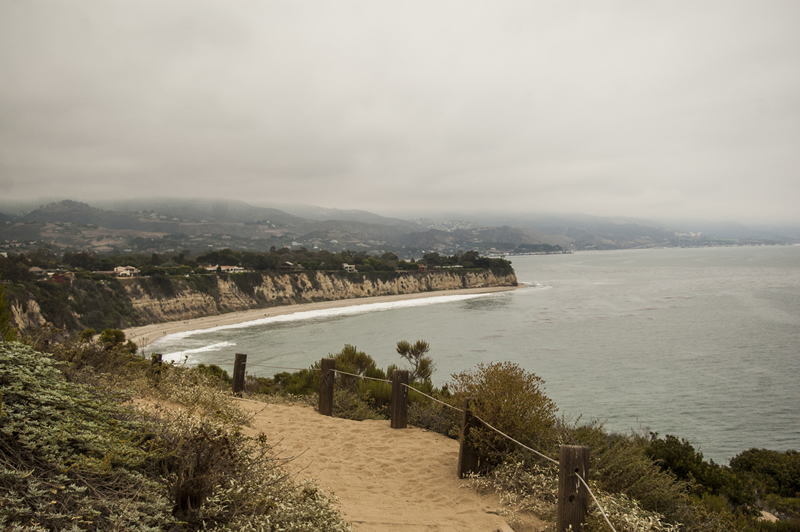 Point Dume State Beach, Malibu California